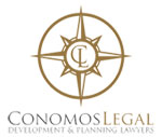Conomos Legal logo