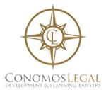 Conomos Legal logo